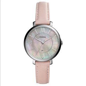 Women's Mini Stainless Steel Leather Quartz Watch